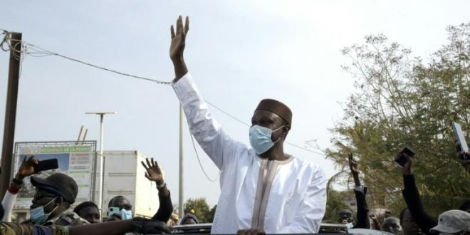 Ousmane Sonko : «La révolution est lancée, personne ne pourra l'arrêter»