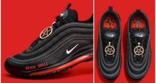 'Satan Shoes', la chaussure créée par Nike serait-elle sataniste ?