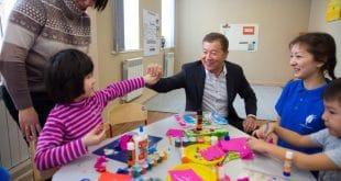 Fondation Bulat Utemuratov : le premier plan quinquennal