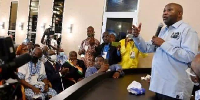 Côte d'Ivoire : Gbagbo veut pleureur d'abord ses 'morts' et de parler après de la 'politique'