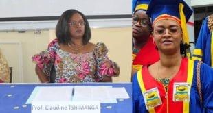 Claudine Tshimanga Mbuyi