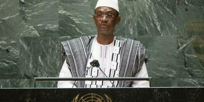 Choguel Maïga, le Premier ministre malien accuse la France